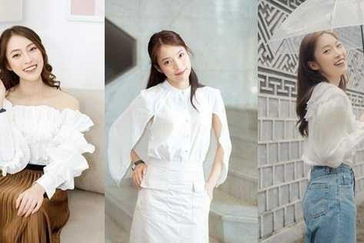 Gu thời trang thanh lịch mà vẫn sang trọng, đẳng cấp với sắc trắng của Khánh Vy - Em Đẹp