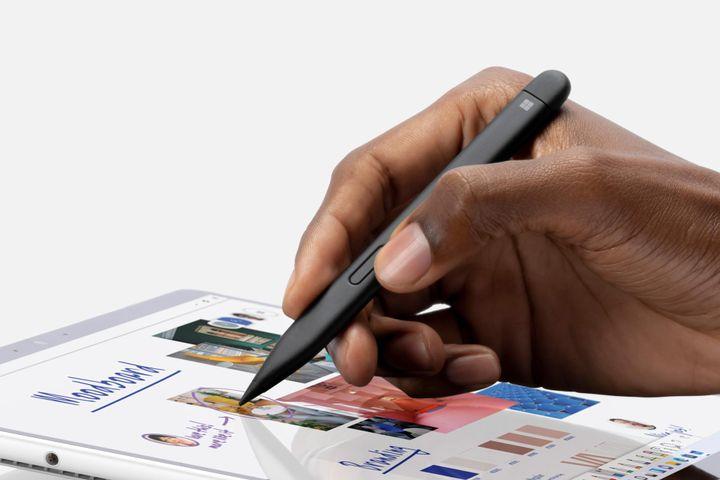 Bút Surface Slim Pen 2 mới đem lại cảm giác như bút thật - Nghe Nhìn Việt Nam