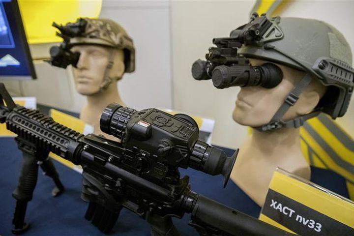 Israel cung cấp hệ thống quan sát ban đêm cho quân đội Mỹ - Báo VietnamPlus