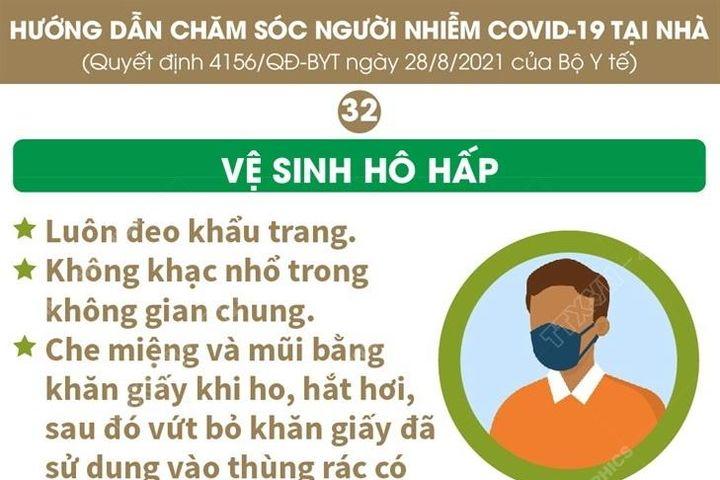 Cách thức vệ sinh đồ vật khi điều trị COVID-19 tại nhà - Báo VietnamPlus