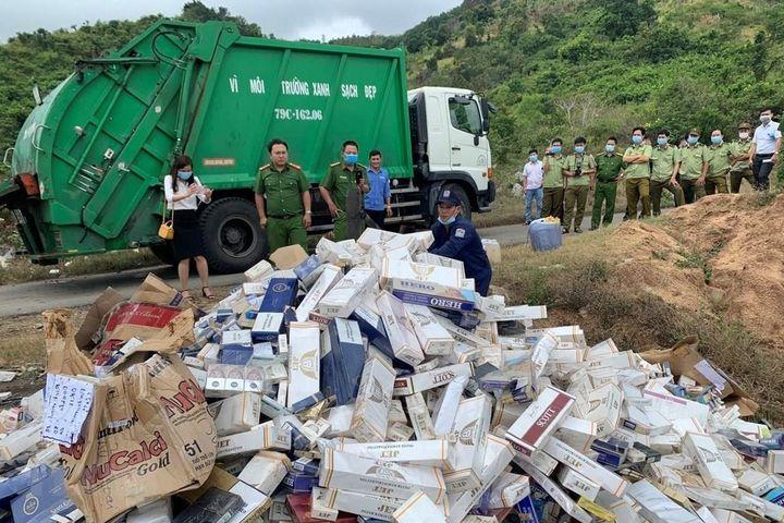 Thu tiền hỗ trợ xử lý chất thải: Giải pháp bù đắp tác động môi trường - Báo VietnamPlus