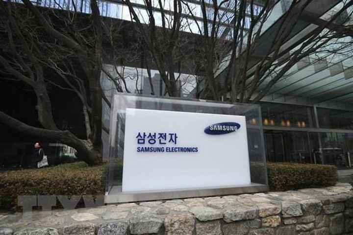 Samsung Electronics nỗ lực duy trì vị thế cạnh tranh toàn cầu - Báo VietnamPlus