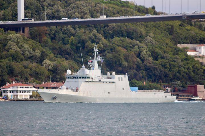 Nga theo dõi hoạt động của tàu chiến các nước NATO ở Biển Đen - Báo VietnamPlus