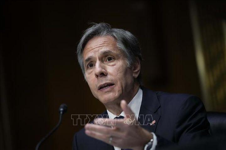 Khóa họp 76 ĐHĐ LHQ: Mỹ tin tưởng thế giới đồng thuận trong vấn đề Afghanistan - Báo Tin Tức TTXVN