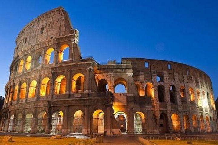 Colosseum - Dấu ấn La Mã 2.000 năm tuổi - Doanh Nghiệp Việt Nam