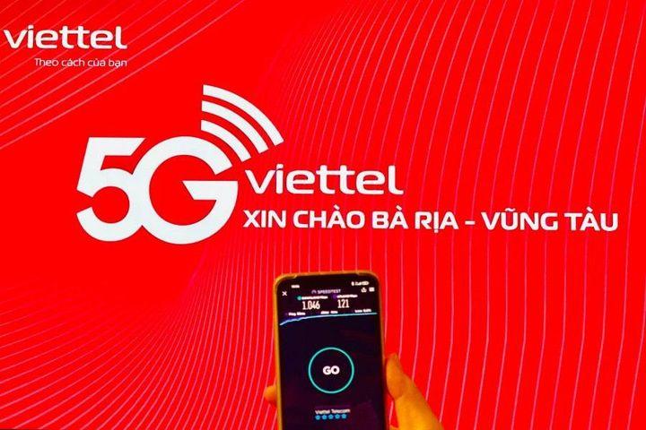 Chính thức khai trương mạng 5G tại Bà Rịa- Vũng Tàu - Báo Pháp Luật TP.HCM - Chuyên Trang Kỷ Nguyên Số