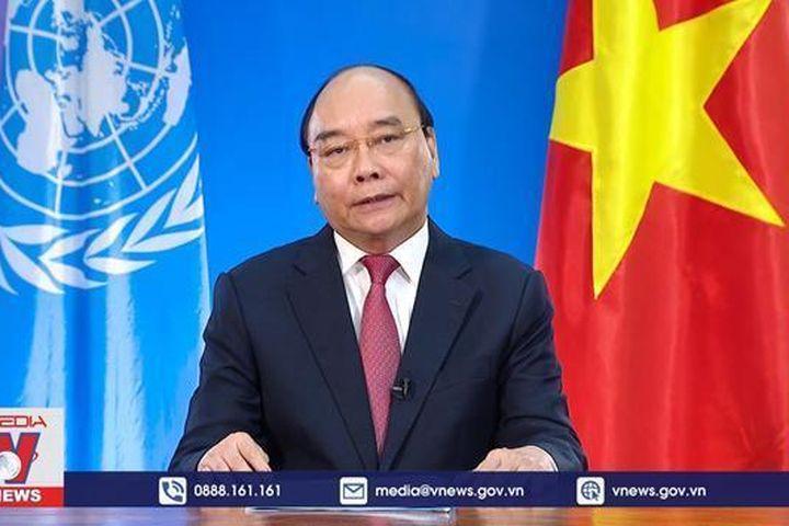 Thông điệp của Chủ tịch nước gửi Hội nghị Thượng đỉnh Liên hợp quốc về lương thực - Truyền Hình Thông Tấn