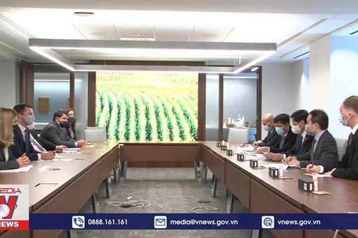 Việt Nam và Mỹ tăng cường hợp tác trong lĩnh vực nông nghiệp - Truyền Hình Thông Tấn
