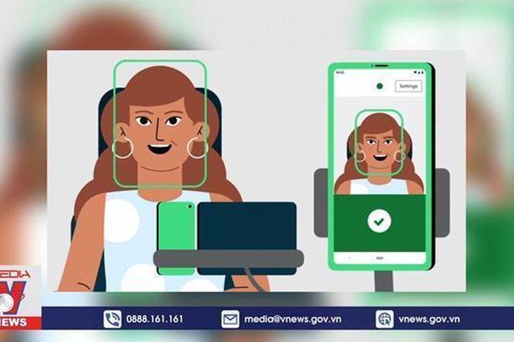 Google giới thiệu tính năng nhận diện khuôn mặt mới - Truyền Hình Thông Tấn