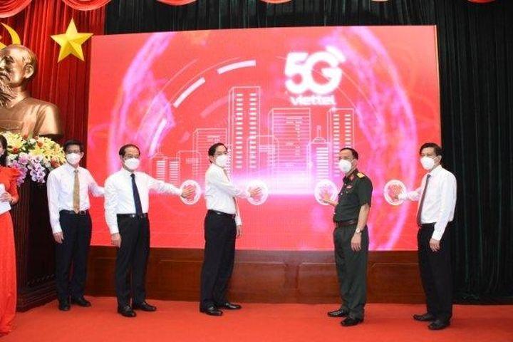 Viettel chính thức khai trương mạng 5G tại tỉnh Bà Rịa – Vũng Tàu - Báo Công Thương