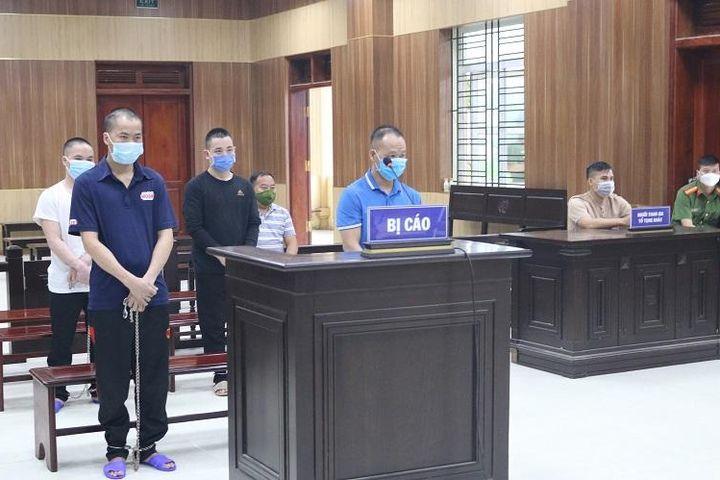 Xét xử 4 bị cáo trong vụ án khiến Thiếu tá Vi Văn Luân, Công an viên xã Pù Nhi hy sinh - Báo Thanh Hóa