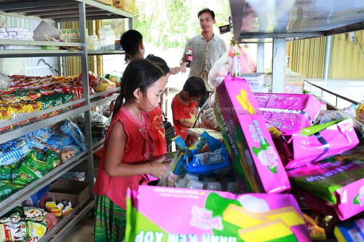 Hàng Việt lên vùng cao - Thái Nguyên