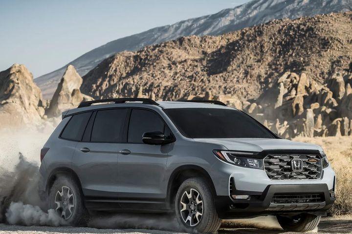 Honda Passport 2022 ra mắt: Nâng cấp ngoại thất, bổ sung phiên bản TrailSport - Cartimes