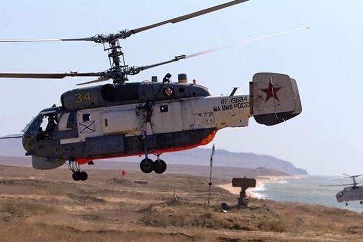 Máy bay Ka-27 Nga chở thành viên FSB đâm vào vách núi - Báo Công An Nhân Dân