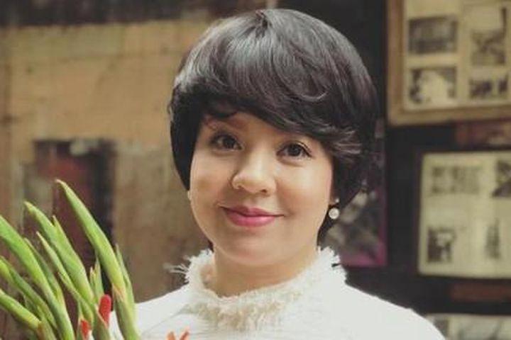 Nhà báo Diễm Quỳnh làm Giám đốc Trung tâm Sản xuất phim truyền hình VFC - Công An TP.HCM