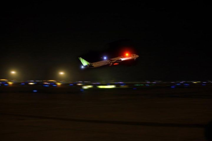 Bamboo Airways thành công với chuyến bay thẳng đầu tiên đến Mỹ - Báo VOV
