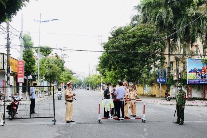 Hà Nam chỉ giãn cách 12 xã, phường tại TP. Phủ Lý theo Chỉ thị 16 - Báo VOV