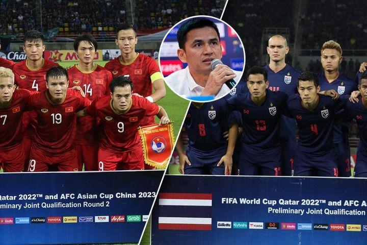 Kiatisuk mong Việt Nam và Thái Lan tạo ra chung kết AFF Cup trong mơ - Báo VOV