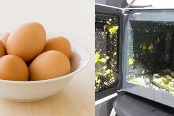 Mách bạn cách luộc trứng bằng lò vi sóng mà không bị nổ - Báo VTC News