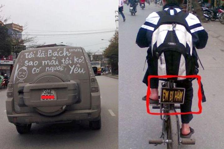 Đố ai nhịn được cười với những tấm biển thông báo bá đạo trên đường - Báo VTC News