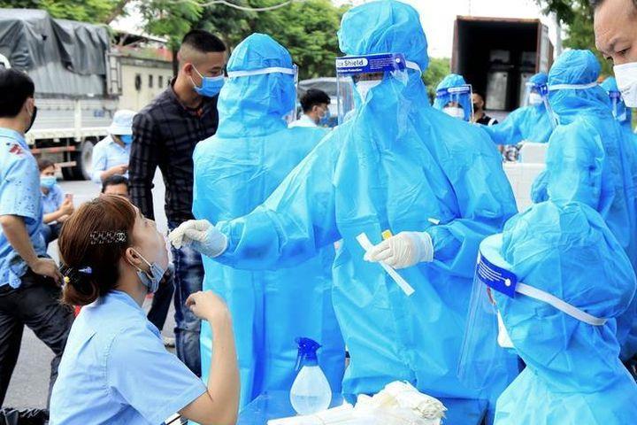 Hà Nam thêm 8 ca dương tính SARS-CoV-2 - Báo VTC News