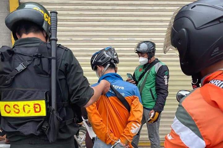 Kẻ trộm lấy phải xe máy có gắn định vị - Báo Pháp Luật TP.HCM