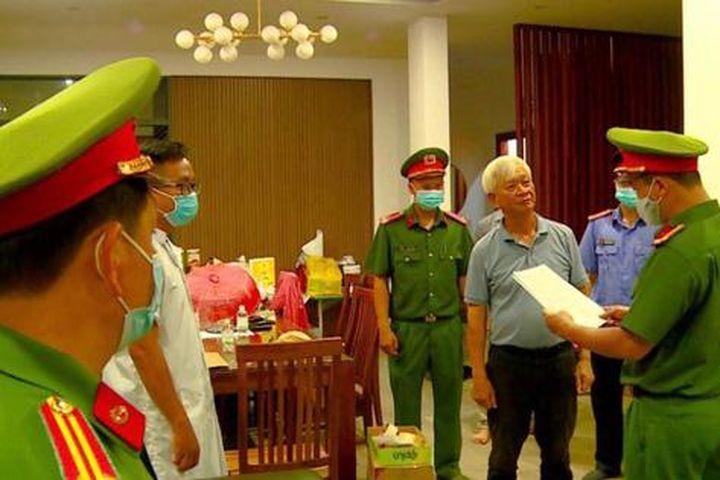 2 cựu chủ tịch, phó chủ tịch Khánh Hòa bị khởi tố liên quan dự án Golden Gate - Báo Người Lao Động