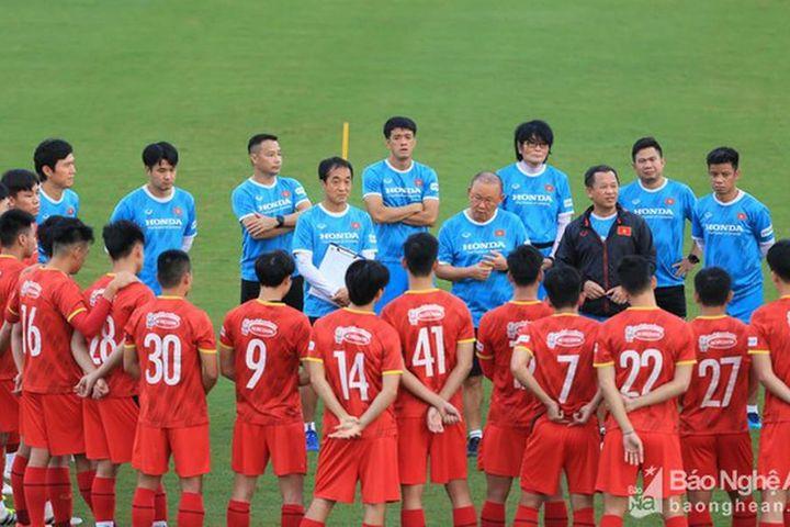 Đội tuyển Trung Quốc - Đội tuyển Việt Nam: Níu chân nhau tại UAE - Báo Nghệ An