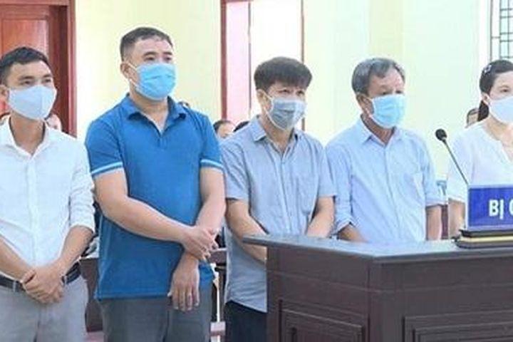 Cách chức, khai trừ Đảng loạt cán bộ ở TP Thanh Hóa - Tạp chí Người đưa tin pháp luật - Chuyên trang An Ninh Tiền Tệ