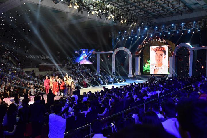 Tìm kiếm người mẫu trên nền tảng số với The Next Face Vietnam 2021 - Báo VietnamPlus