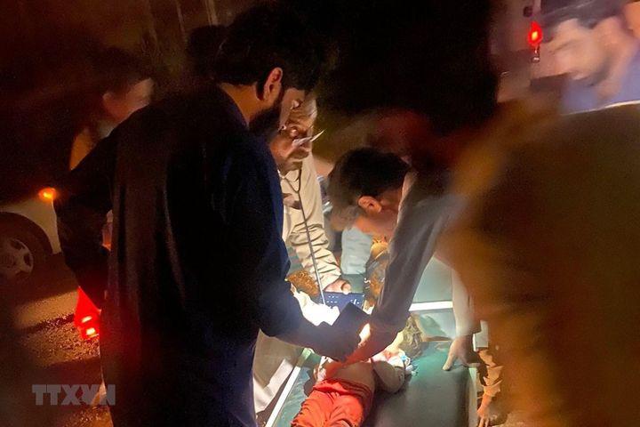 Động đất tại Pakistan: Ban bố tình trạng khẩn cấp ở tỉnh Balochistan - Báo VietnamPlus