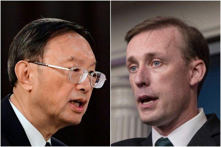 Mỹ, Trung Quốc đánh giá tích cực về vòng đối thoại 'phá băng' cấp cao - Báo Tin Tức TTXVN