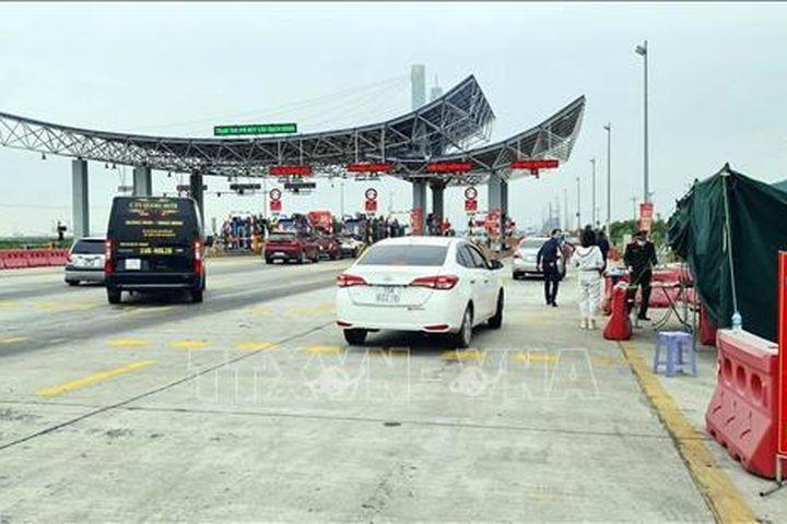 Quảng Ninh triển khai hệ thống tự động kiểm soát lái xe tải qua chốt để phòng, chống dịch COVID-19 - Báo Tin Tức TTXVN
