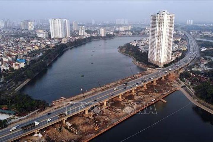 Hà Nội mở thêm lối lưu thông, giảm tải cho các cây cầu - Bnews