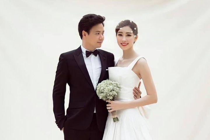 Hoa hậu Thu Thảo hiếm hoi khoe ảnh cưới bên chồng đại gia, thì ra là kỷ niệm 4 năm ngày cưới - SaoStar