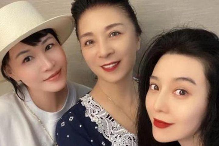 Thần thái mẹ U70 của Phạm Băng Băng lấn át cả con gái - Báo Phụ Nữ Việt Nam