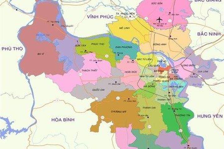Hà Nội nghiên cứu đưa 3 huyện Đông Anh, Sóc Sơn và Mê Linh lên thành phố - Chuyên trang Diễn đàn Pháp luật - Pháp Luật Net