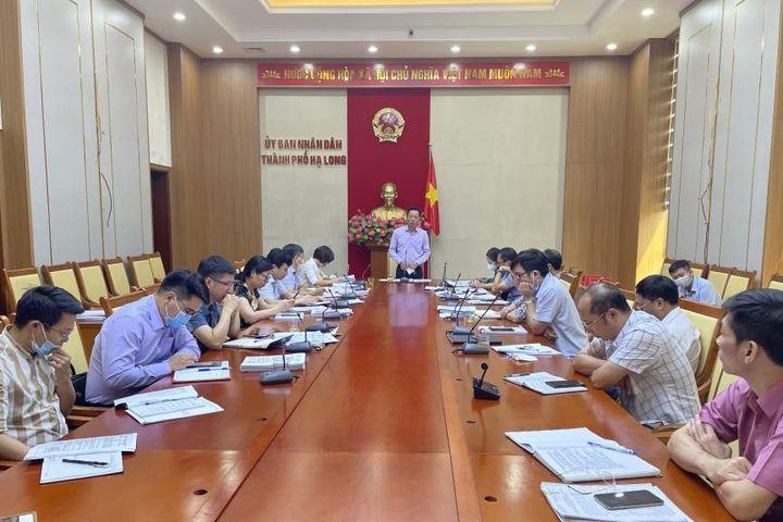 HĐND tỉnh giám sát việc quản lý và sử dụng tài sản công của UBND TP Hạ Long - Báo Quảng Ninh
