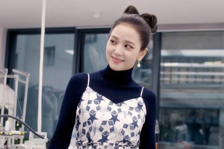 Cư dân mạng thích cách Dior đối xử với Jisoo (BLACKPINK) như công chúa - Chuyên trang Sao Pháp Luật - Báo Pháp Luật Việt Nam