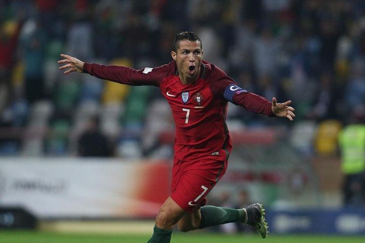 Ngày này năm xưa: Ronaldo lần đầu lập 'poker' cho ĐT Bồ Đào Nha - Báo VOV