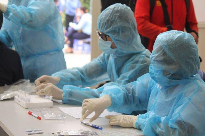 Hà Nội có thêm 2 ca F0 liên quan đến Bệnh viện Việt Đức - Báo VOV