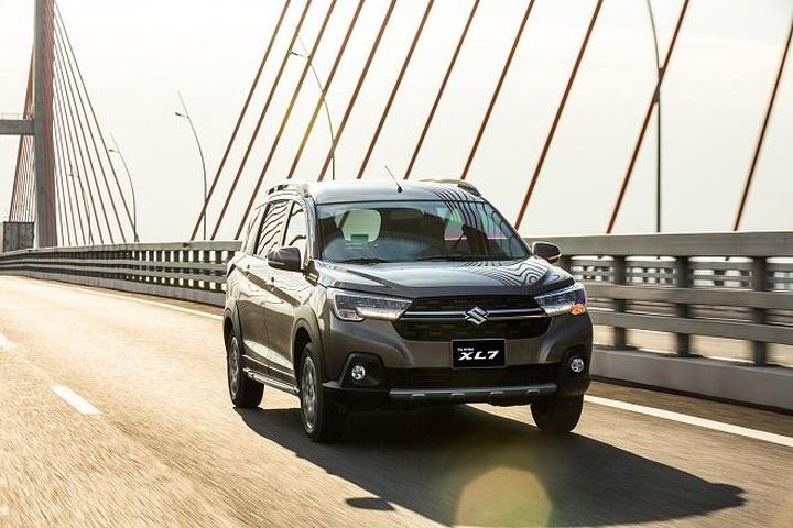 Suzuki XL7: Thay đổi cuộc chơi, khẳng định vị thế trên đường đua xe 7 chỗ - Báo Hà Nội Mới
