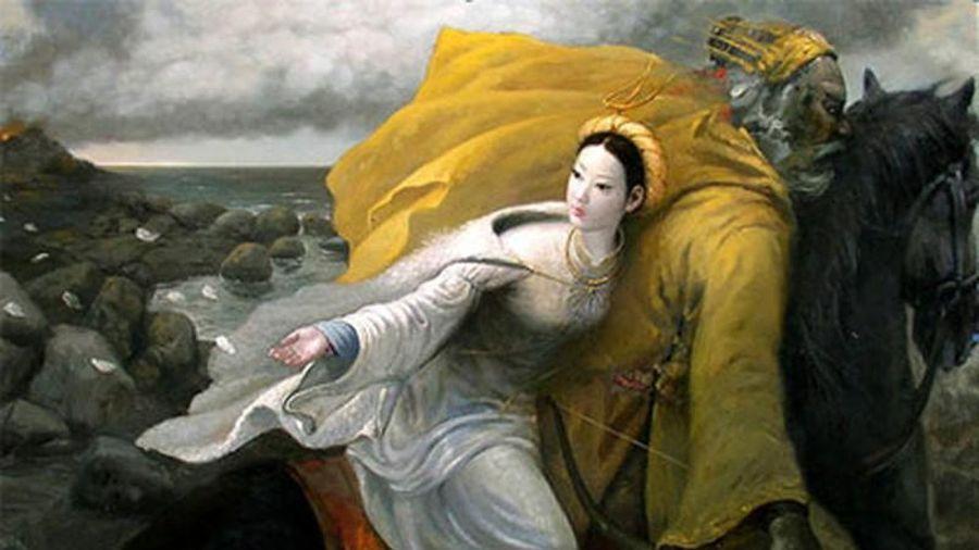 Bài phân tích truyện An Dương Vương và Mị Châu- Trọng Thủy hay nhất- CungHocVui
