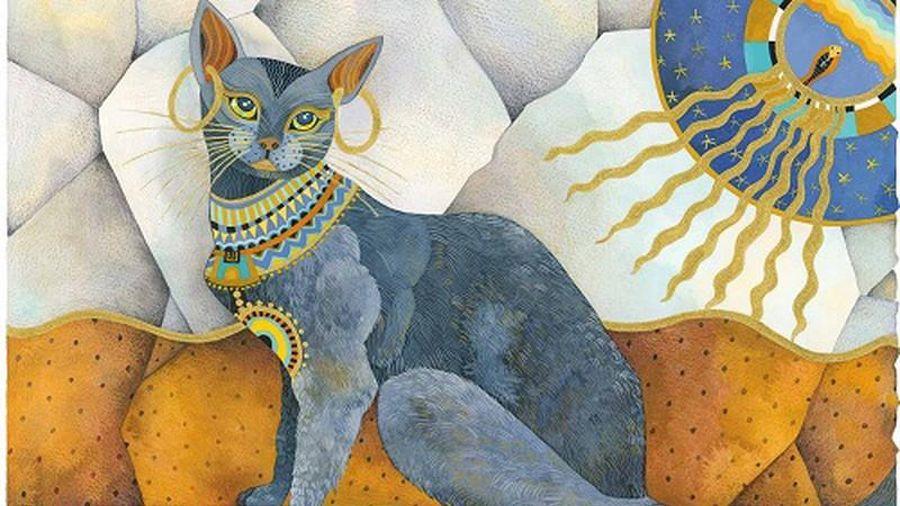 Kết quả hình ảnh cho Vì sao người Ai Cập cổ đại sùng bái loài mèo?