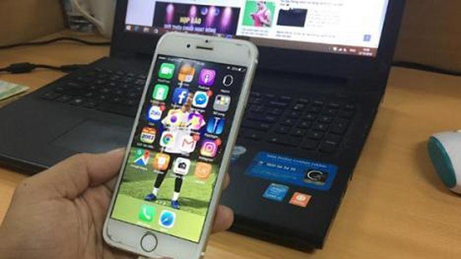 Khắc phục lỗi điện thoại bị liệt cảm ứng nhanh và hiệu quả nhất