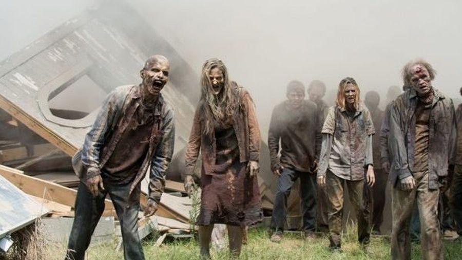 Mơ zombie ăn thịt mình