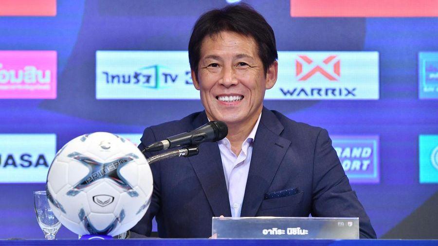 Tân HLV Thái Lan tuyên bố thắng Việt Nam ở trận đấu ra mắt