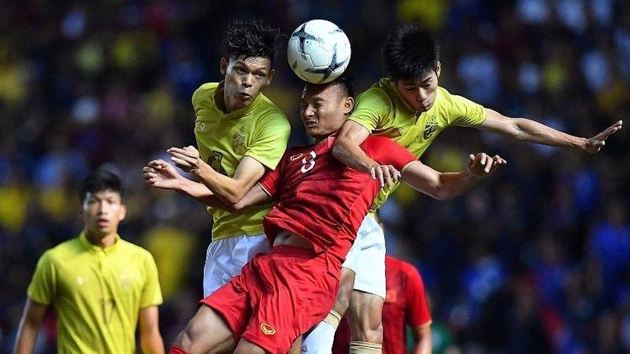 Vì sao Thái Lan chọn sân trường học để đấu Việt Nam?