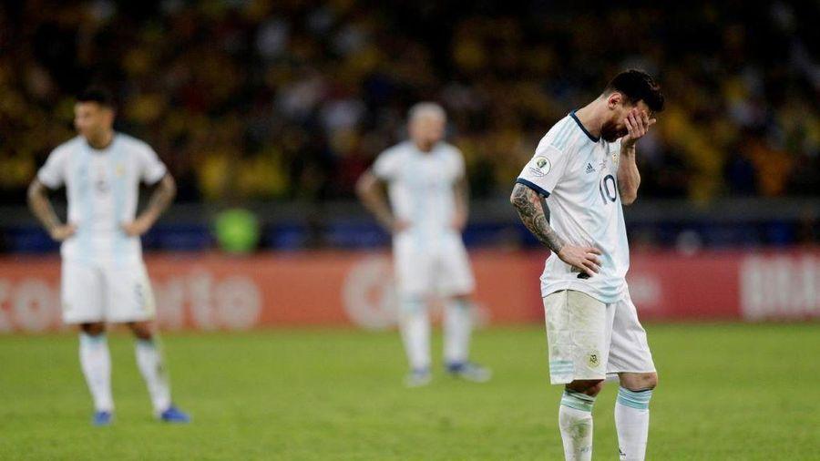 Sốc: Messi bị xem xét tăng án phạt lên nửa năm