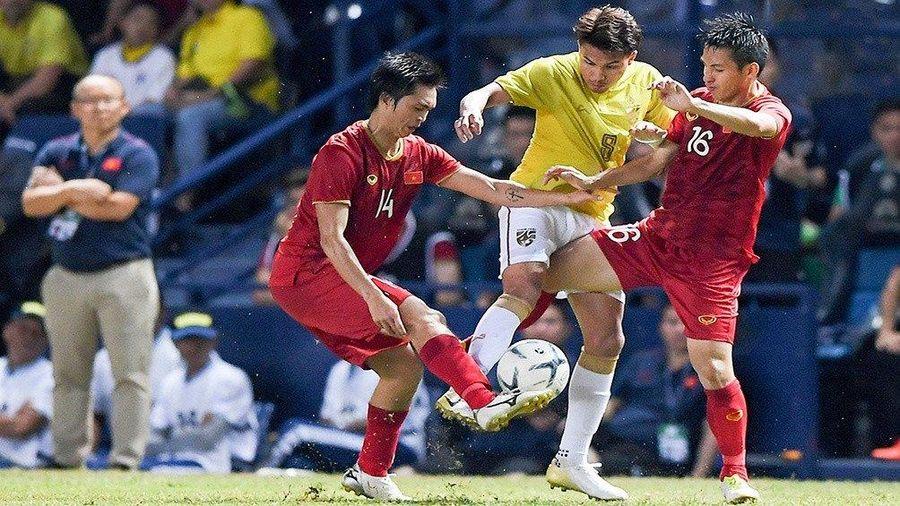 Thái Lan 'bắt chước' Việt Nam trước vòng loại World Cup 2022